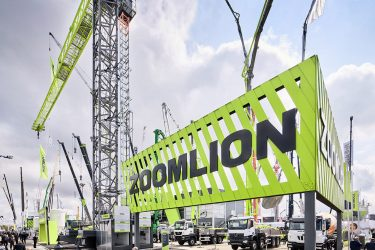 ZOOMLION BAUMA 2016 Munich